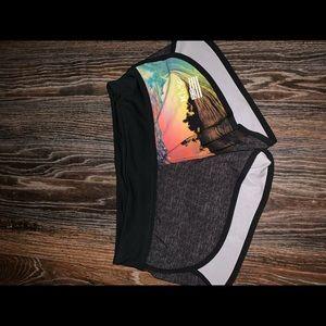 hurley/clark little shorts